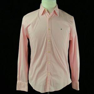 Tommy Hilfiger Mens Dress Shirt Medium
